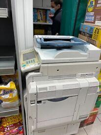 Ricoh MP 4001 Afico Commercial scanner printer