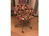 Ikea patchwork chair