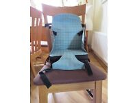 Childs Portable Booster Seat / High Chair.