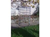 2 BALES OF FENCING WIRE UNUSED