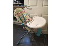 Bahy high chair