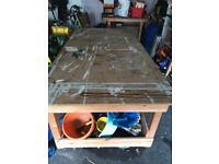 Wooden Work Bench/Station