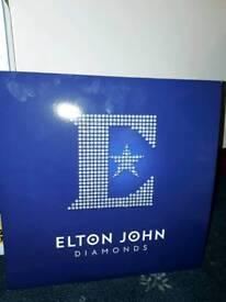 Elton John Diamonds Vinyl