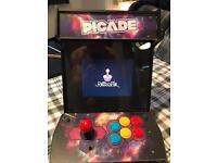 PiCade Retro Bartop Arcade Machine for Raspberry Pi play Snes, Mega Drive, Neo Geo etc