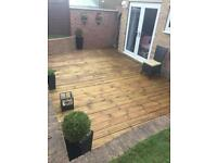 Fencing and decking installation and repair