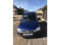 Vauxhall Combo 1.3 Turbo Diesel Van *Quick Sale*