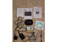 Panasonic LUMIX DMC-FS3 8.1MP Digital Camera IN VERY GOOD CONDITION