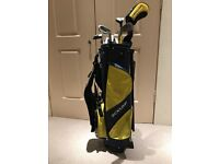 Dunlop Loco children's golf set with bag and 8 clubs