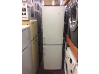 LIEBHERR FRIDGE FREEZER WHITE RECONDITIONED