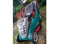 36v battery operated bosch lawn mower