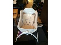 baby travel cot / cot /bed /mattress