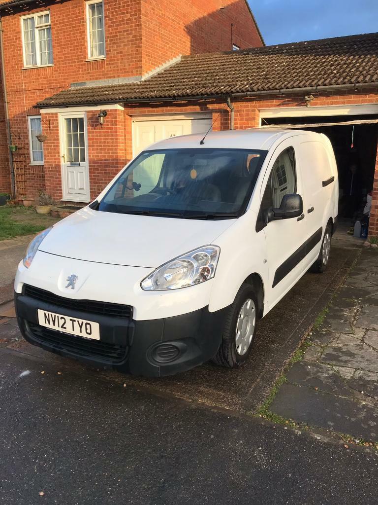31a3c87ff3 Peugeot Partner L2 Crew Cab 2012 (no vat)