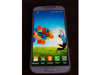 Unlocked Frost White Samsung Galaxy S4 GT-I9505 16GB Smart Phone Mobile Cell 4G LTE