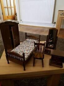 Dolls House Furniture - Bedroom