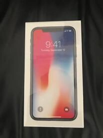 iPhone X 64gb Space Grey Unlocked