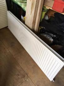 Single radiator 450 x 1600