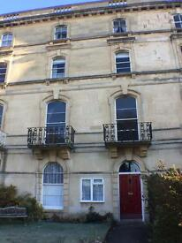 1 bed flat for rent. Weston town centre. Available now.