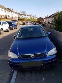 03 Vauxhall Astra