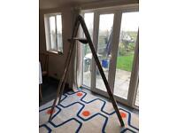 Wooden step ladders (2 of 3)