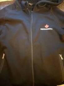 D squared coat