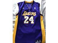 LA Lakers vest top