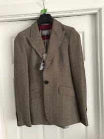 Ladies trouser suit - new size 8