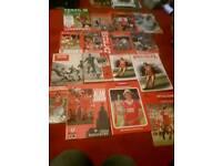 16 Liverpool Testimonial Programmes
