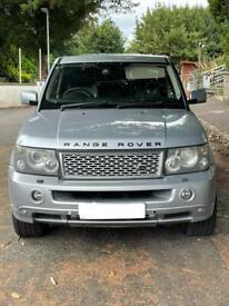 Range Rover sport 2.7 (read add)