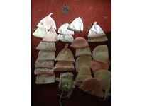 Baby girls clothes newborn to 0/3 months a lot from next good clean condition