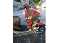 Yamaha Tricity low mileage