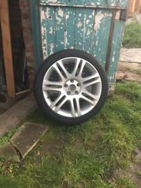 "Skoda Superb 18""Alloy Wheel"