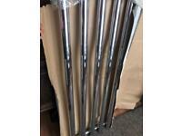 Radiator chrome radiator NEW