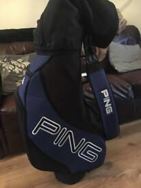 Ping Cart Bag