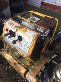 Jcb power pack