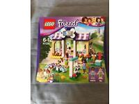 Lego Friends puppy day care 41125