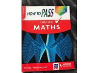 Higher maths SQA past papers and how to pass higher maths revision guide