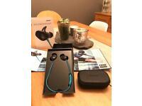 Bose Soundsport wireless headphones plus charging case