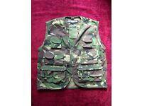 Kids Kombat Camoflauge Tactical Vest IP1