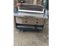ARCHWAY 2 BURNER SHORT CHARCOAL GRILL