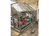 Greenhouse 8'6 x 6'