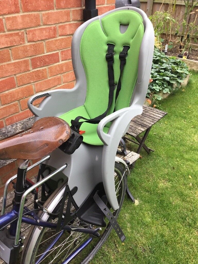 Hamax bicycle child seat - nearly new!
