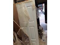 White New Internal Door