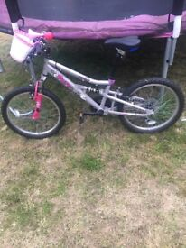 """Apollo Pure 18"""" bike"""