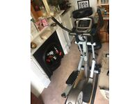 Superweigh Elliptical Extended Stride Cross Trainer