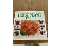 Houseplant Care Book