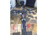 mountain bike Trax 18 gears
