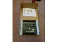 Rocktron Big Crush Compressor/ Limiter/ Sustain guitar effects pedal