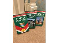 Italian Dictionaries