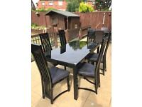 Casabella dining table & chairs ( can drop off if local )