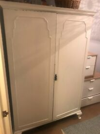 Wardrobe painted in Farrow and Ball *FREE*